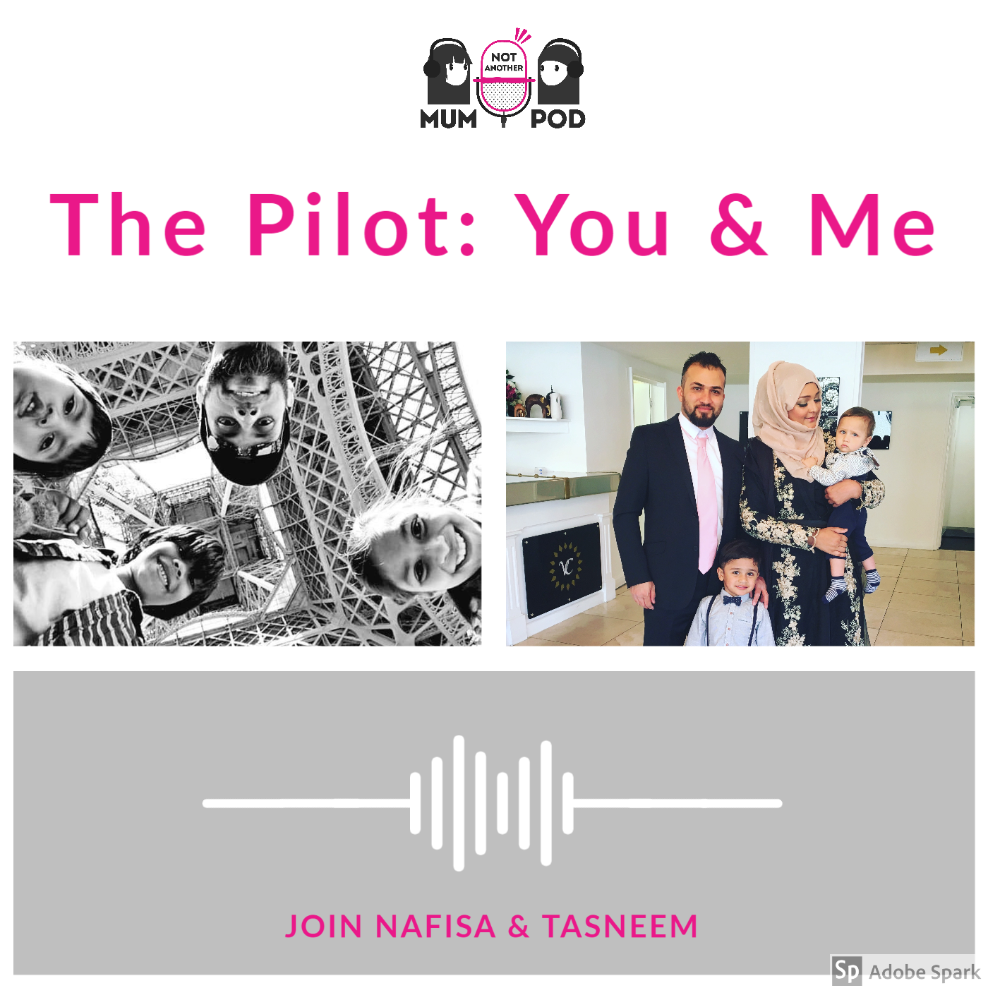 Read more about the article Ep 1. The Pilot: You & Me