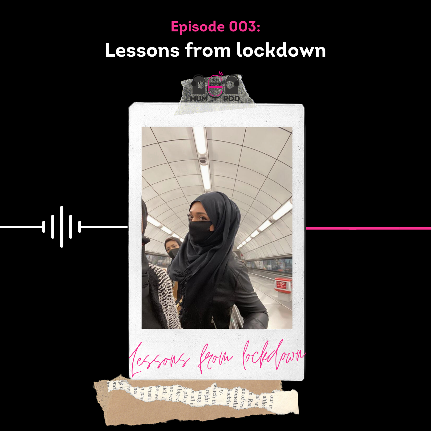 Read more about the article Ep 3. Lessons from lockdown