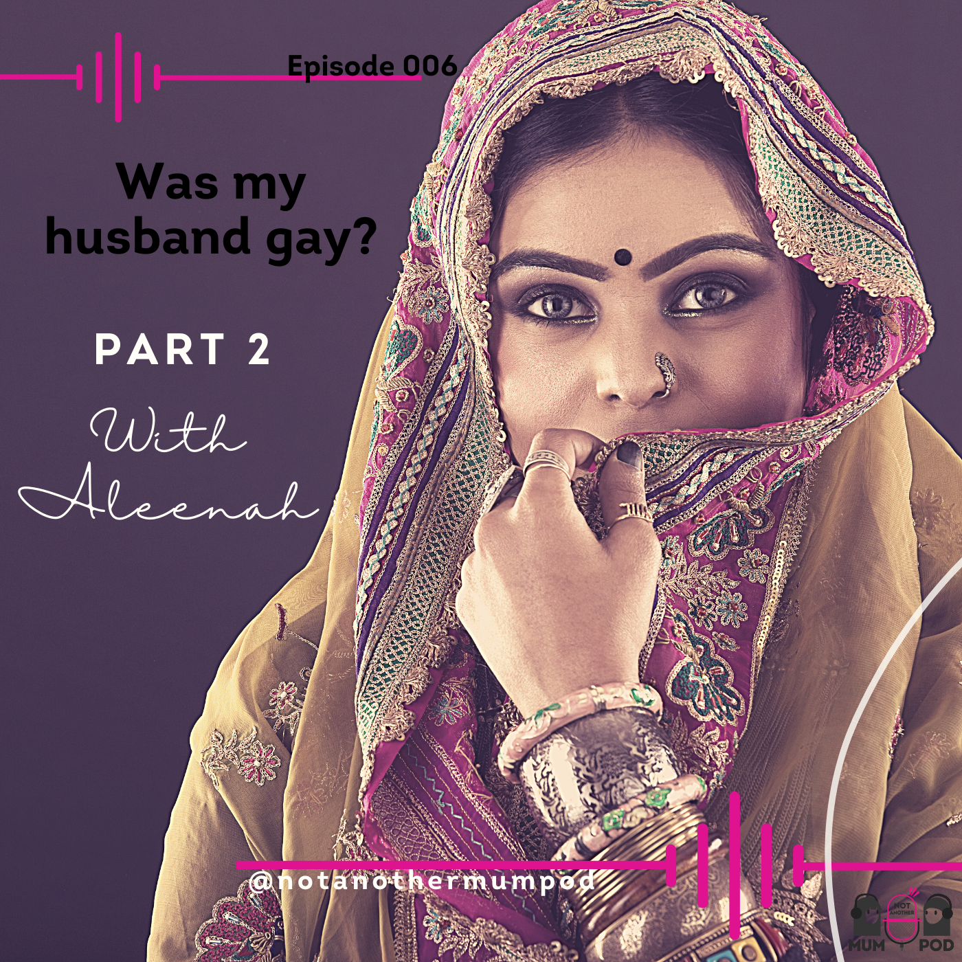 Read more about the article Ep 6. Part 2: Was my husband gay? (with Aleenah)